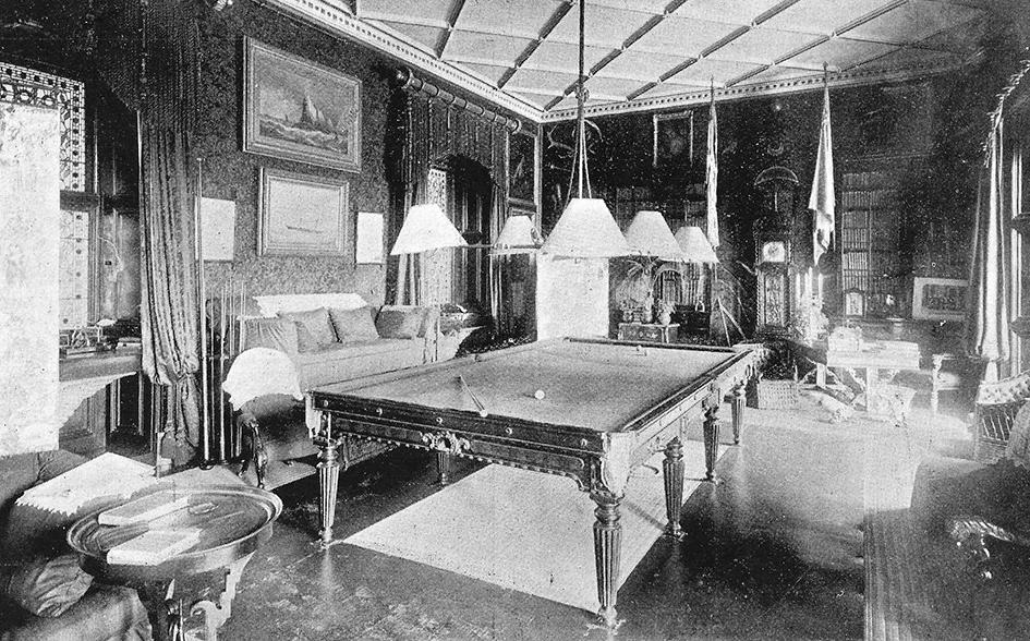 Billard-Room,-Kilkenny-Castle
