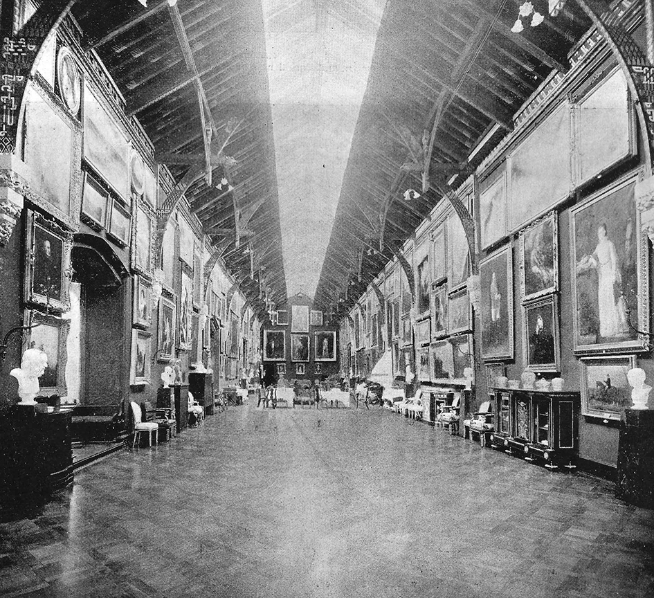 The Picture Gallery, Kilkenny Castle